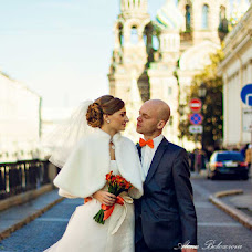 Wedding photographer Alena Belozerova (alenabelozerova). Photo of 11.01.2017