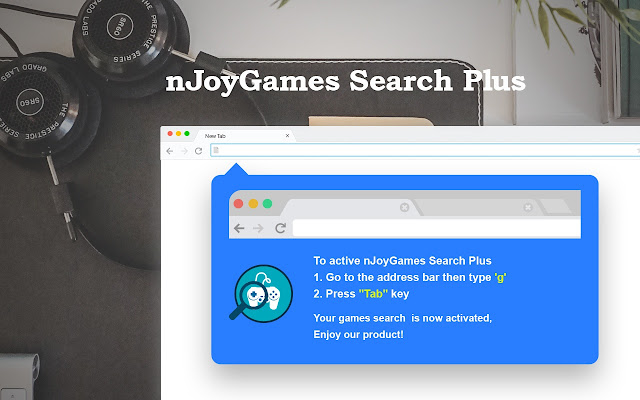 nJoyGames Search Plus