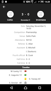 Football News Scotland screenshot 6