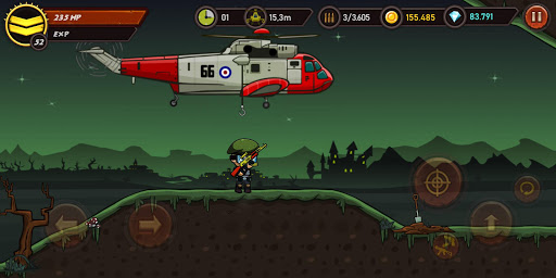 Metal Shooter: Run And Fight  captures d'écran 1