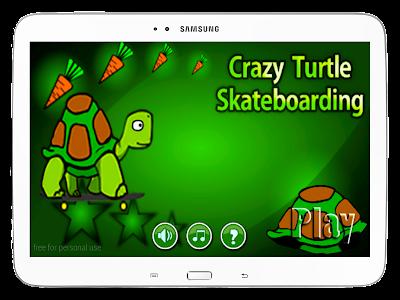 Crazy Turtle Skateboarding screenshot 8