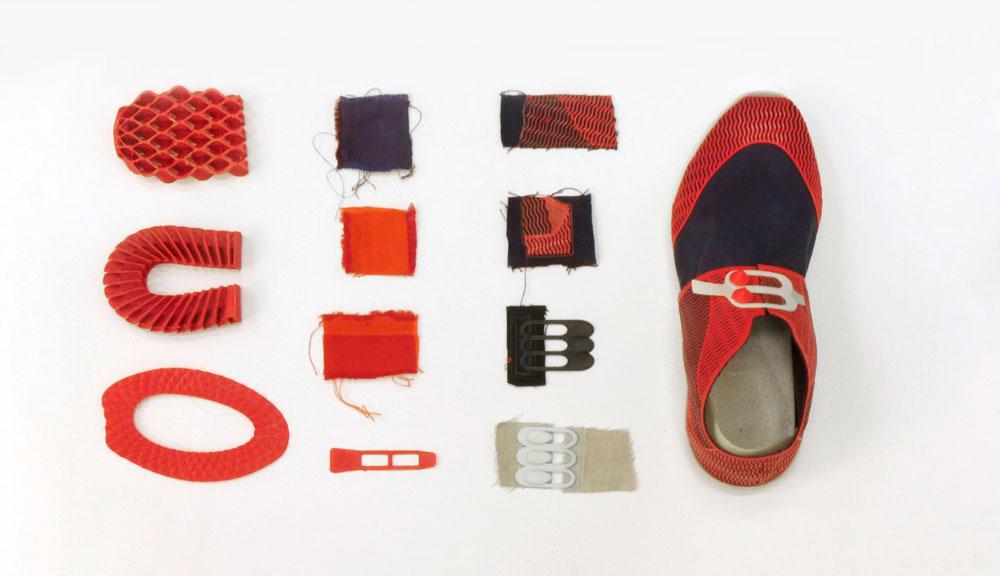 При разработке своих настраиваемых трехмерных печатных ботинок их главной целью было сделать их не только пригодными для повторного использования, но полностью функциональными.