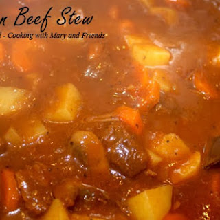 Oven Beef Stew With Tomato Soup Recipes.