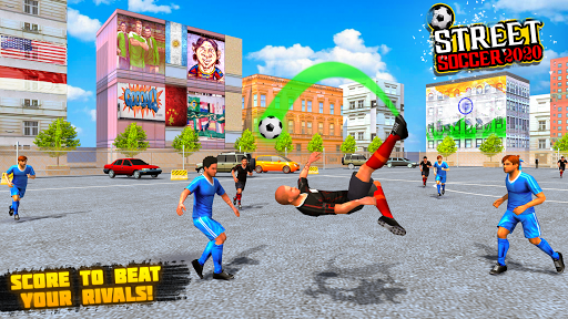 Futsal Championship 2020 - Street Soccer League 1.6 screenshots 3