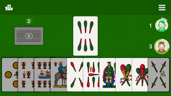 Tressette - Classic Card Games- screenshot thumbnail