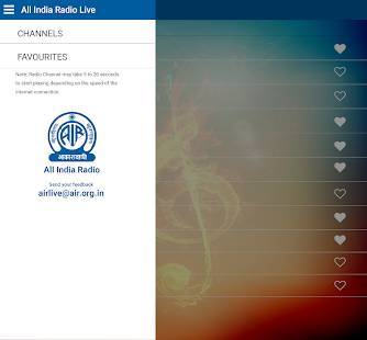 All India Radio Live- screenshot thumbnail