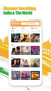 UC Browser- Free & Fast Video Downloader, News App 1