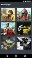 Screenshot of Jesus Wallpapers