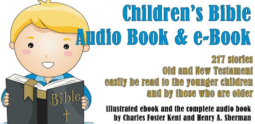 Childrens Bible Audio & eBook - Apps on Google Play
