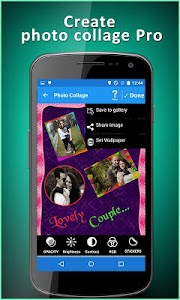 Create Photo Collage Pro screenshot 1
