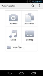Carbonite Mobile Screenshot 4