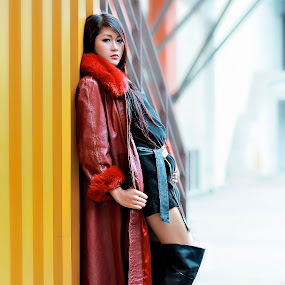 Simple by An'naas Sobrie Al Arif - People Fashion ( fashion, women, people )