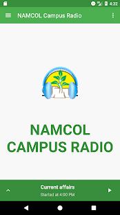 NAMCOL Campus Radio - náhled