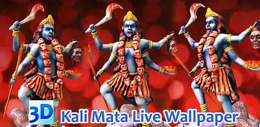 3D Maa Kali Live Wallpaper - Apps on Google Play