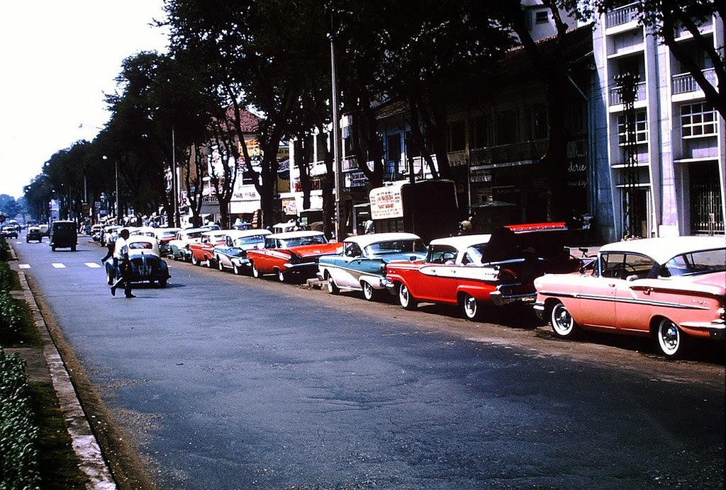 60 tấm ảnh màu đẹp nhất của đường phố Saigon thập niên 1960-1970 - 53