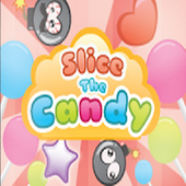 slice the candy