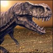 Dinosaur mount