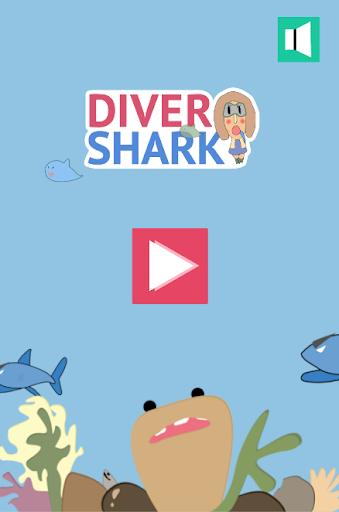Diver Shark