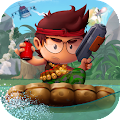 Ramboat - Offline Jumping Shooter and Running Game download