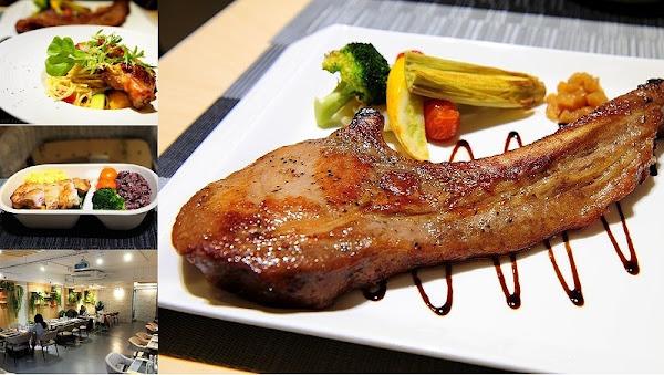 新竹金山街美食 uMeal Bistro 優膳糧。低醣高蛋白餐食健康又美味(提供外帶便當喔!)