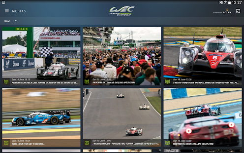 World Endurance Championship®- screenshot thumbnail