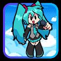 Friday Mod Hatsune Miku Dance  Button/simulator icon
