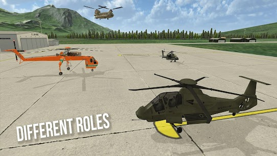 Helicopter Sim Flight Simulator Air Cavalry Pilot  Apk Download For Android and Iphone 2