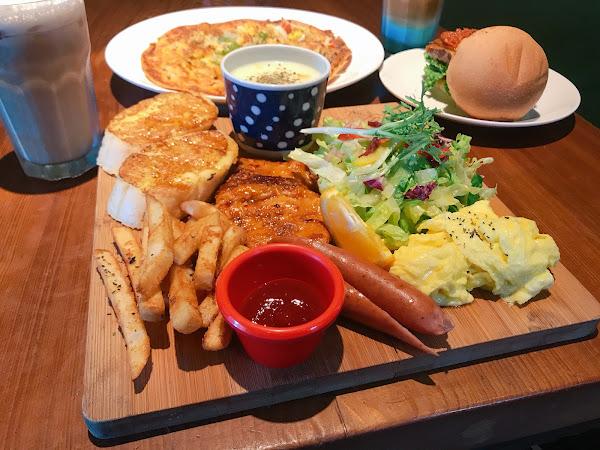 小廚房Kitchenette CAFE/板橋早午餐/在地人才知道的巷弄美食