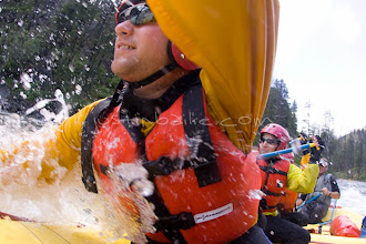 Photo: Rafting the Middle Fork of the Salmon River, ID.