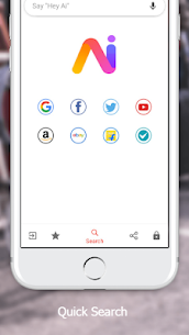 Ai Browser – Fast, free and safe browser App Download For Android 3