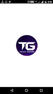 TechGenie - náhled