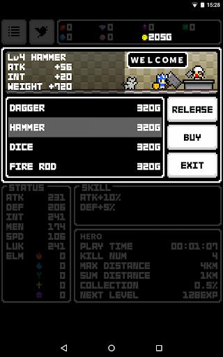 MinuteSlash  captures d'écran 2