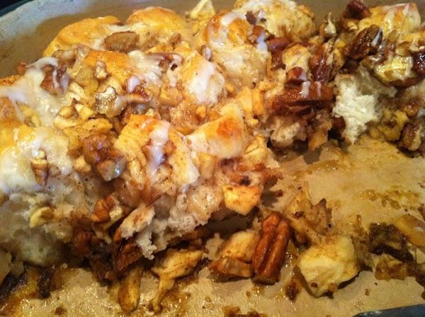 Country Apple Coffeecake Recipe