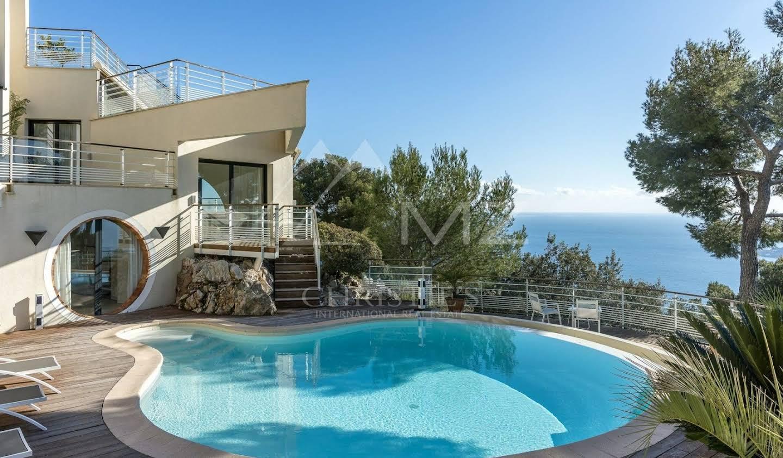 Villa avec piscine et jardin Villefranche-sur-Mer