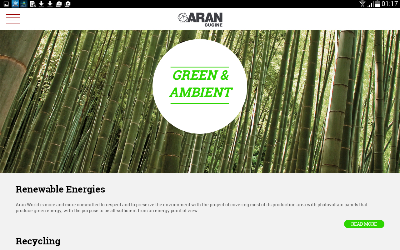 Aran Cucine - Android Apps on Google Play