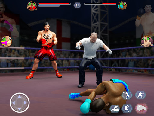 World Tag Team Super Punch Boxing Star Champion 3D 2.1 screenshots 17