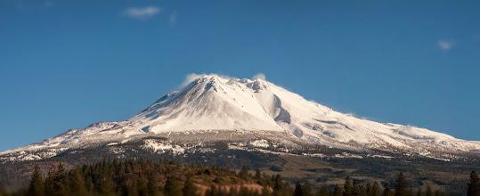 Photo: Mount Shasta