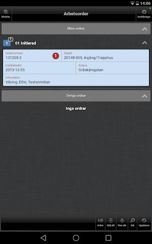 android Malung Sälen TF Screenshot 4