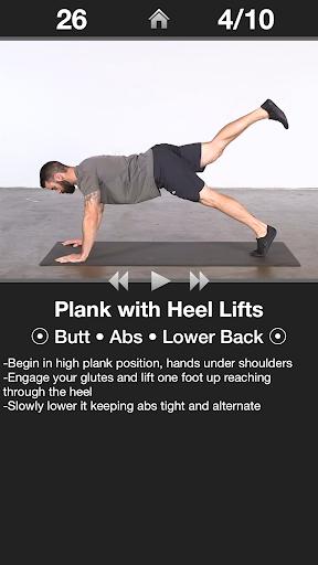 Daily Butt Workout FREE screenshot 2
