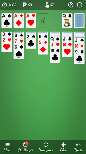 Solitaire Classic 2.1 screenshots 3