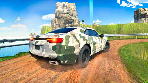 Offroad Jeep Army SUV Mountain Driving Simulator 1.3 screenshots 3