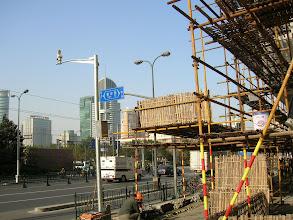 Photo: contrastes de Shanghai