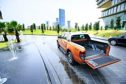 xe ford ranger 2016