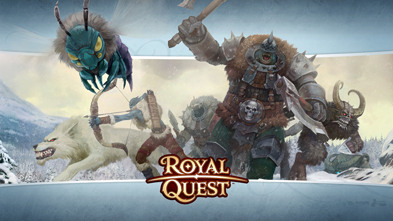 Royal Quest: Games like runescape