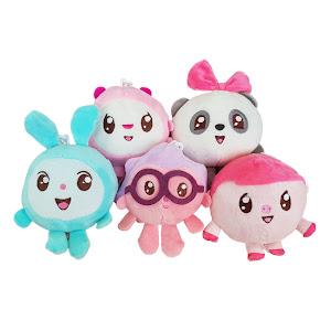 Set jucarii din plus - Baby Riki, 13 cm