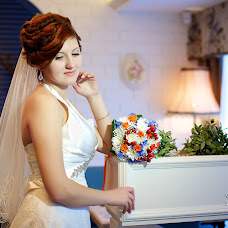 Wedding photographer Irina Lyubimova-Zhvakova (Hotfoto). Photo of 23.03.2014