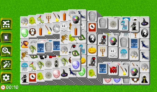 Mahjong Spooky - Monster & Halloween Tilesud83dudc7bud83dudc80ud83dude08 modavailable screenshots 21