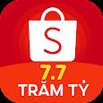 Shopee 7.7 Giảm Giá Trăm Tỷ icon