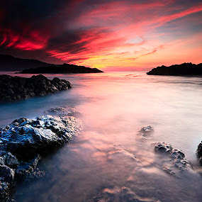 Blazing galore by Carlos David - Landscapes Waterscapes