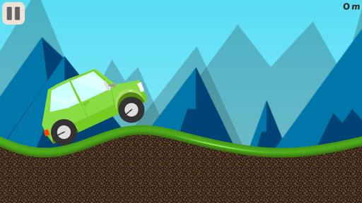 Up The Hill Car Climb Race